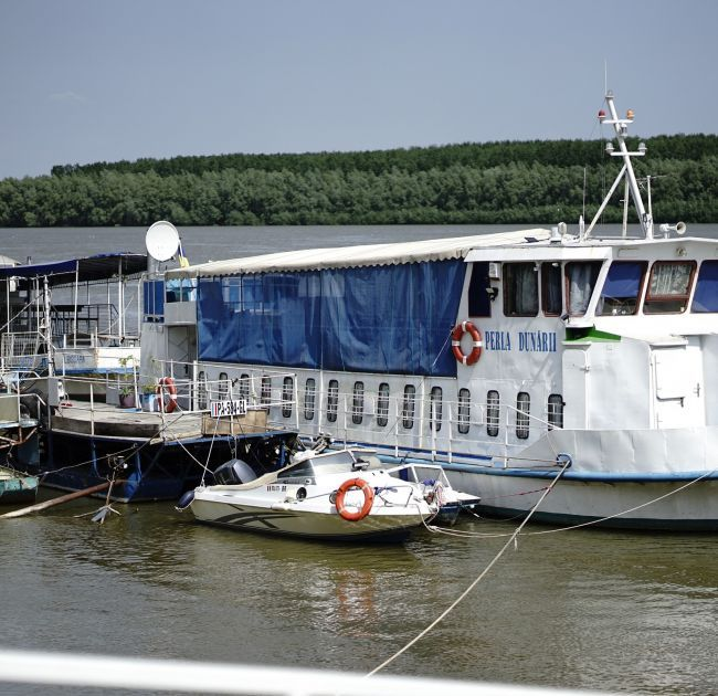 Recreation on the Danube River
